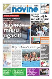 izdanje 18 jun 2013 by dnevne novine issuu