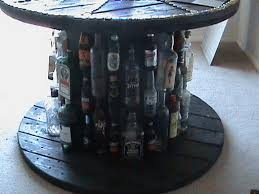 Wire Spool Table Top 20 D I Y Cool Cable Spool Coffee Table Hack Ideas