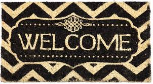 Wipe Your Paws Coir Coco Coir Doormat Monogrammed A Coco Coir Doormat Customized Welcome