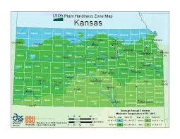 Gardening Zones By Zip Code - plant hardiness zone map individual state hardiness zone maps