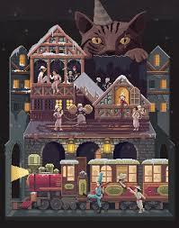 halloween pixel background pixels huh