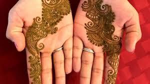 top 10 henna designs for indian bridal sangeet ceremony mehndi