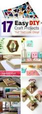 home decorating craft projects 1780 best feelin u0027 crafty images on pinterest diy gift ideas and