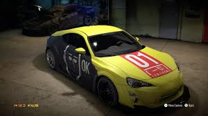 subaru brz custom nfs2015 subaru brz premium wrap one punch man album on imgur