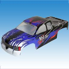 monster jam rc truck bodies 86293 1 8 scale rc monster truck painted body shell