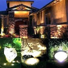 In Ground Landscape Lighting 120v Landscape Lighting Led Landscape Lighting Fixtures Outdoor