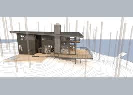 modern cabin u2014 murdough design