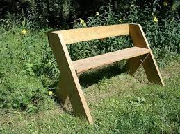 Simple Outdoor Bench Seat Plans by 11 Best Jardim Images On Pinterest Plants Gardening And Balcony