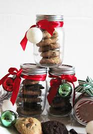 diy holiday cookie gift jars with nestlé toll house cookie recipe