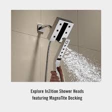 Delta Faucet Com Magnetic Kitchen Faucet Sink Sprayer With Magnatite Docking