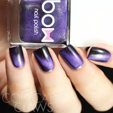 copycat claws bow polish magnetic swatches