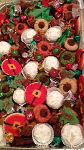8 best christmas cookie tray ideas images on pinterest cookie