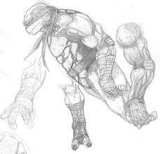 ninja turtle sketching by anthonyharrisart on deviantart