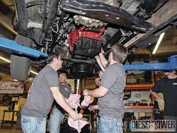 fluid basics diesel service schedule diesel power magazine