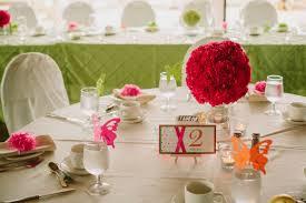Simple Table Decorations Wedding Reception Decor Ideas Todaysbride Ca