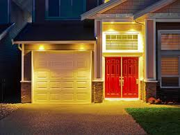 install outdoor garage lights outdoor garage lighting hommum com