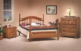 amish bedroom sets for sale amish deluxe oak crest bedroom set in oak