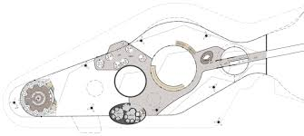 automotive floor plans gallery of lotus square art center raynon chui design 19