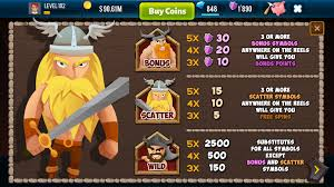 vikings clash free slot game android apps on google play