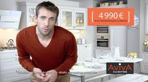 publicité cuisine aviva cuisine spot publicitaire prix 1