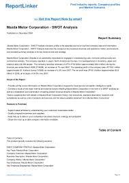 mazda motor corporation mazda motor corporation swot analysis3685 thumbnail 4 jpg cb u003d1292605924