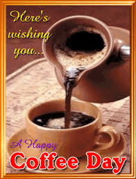 happy coffee day ecard free national coffee day ecards greeting