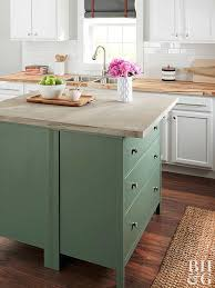how is a kitchen island how to make a kitchen island