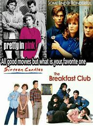 Breakfast Club Meme - dofwonderfu prettyin plnk allgood movies but what syour favorite