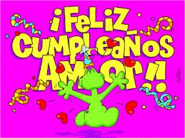 imagenes de feliz cumpleaños amor animadas frases chistes anécdotas reflexiones amor y mucho más frases
