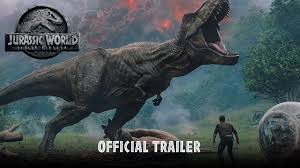 fallen film vf jurassic world fallen kingdom official trailer hd youtube
