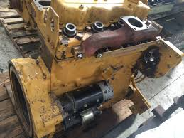 caterpillar 3304 pc engine suit 920 930 loader moving machinery