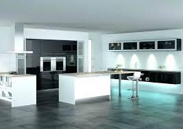 cuisine blanche et mur gris cuisine acquipace grise laquace excellent cuisine acquipace grise
