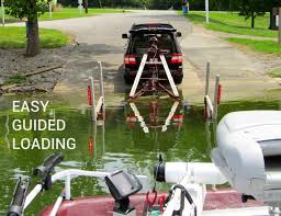 boat trailer guides with lights home made led pipe guide trailer lights the hull truth boating