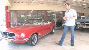 ford mustang convertible 1968 1968 ford mustang convertible for sale with test drive driving