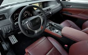 lexus gs is interior of all new lexus gs revealed best of car talk site find