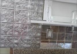 Gray Stone Backsplash by Blue Grey Backsplash Tile Blue Gray Hexagon Glass Marble Mosaic