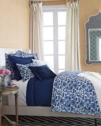 Porcelain Blue Duvet Cover Ralph Lauren Home Dorsey Bedding