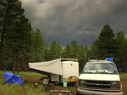 Rv Awning Mosquito Net Cheap Rv Living Com Survivalist Vandweller Putting Up An Awning