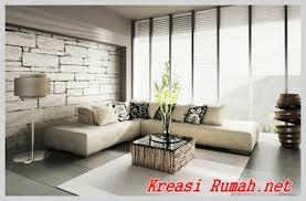 wallpaper yang bagus untuk rumah minimalis contoh wallpaper dinding ruang tamu minimalis