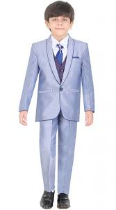boys light blue suit light blue silk cotton boy tuxedo suit tk6093610