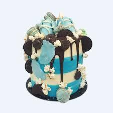 blue baby shower cake anges de sucre u2013 anges de sucre