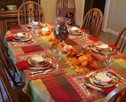 Thanksgiving Dinner Table by For Thanksgiving Dinner Peeinn Com