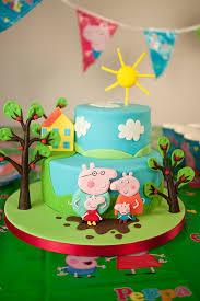 peppa pig cake pig cake paul bradford sugarcraft school