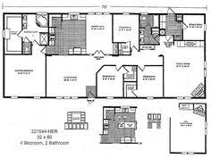 Double Wide Floor Plans With Photos 10 Great Manufactured Home Floor Plans Palm House And Future