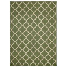 hampton bay trellis reversible green 7 ft 5 in x 10 ft 8 in