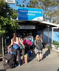 Six Flags Bus Schedule Travel Betweet Puerto Viejo And Bocas Del Toro Panama