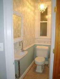 wallpaper bathroom ideas 26 half bathroom ideas and design for upgrade your house light
