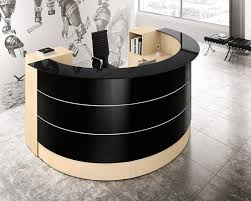 Used Curved Reception Desk Office Table Second Hand Curved Reception Desk Curved Reception