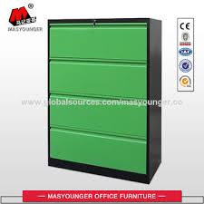Metal Filing Cabinet 4 Drawer China Lateral Steel Filing Cabinet Specifications 4 Drawers File