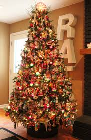 decor christopher radko ornaments with large tree ornaments and